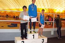Atletické přebory žáků v Praze na Strahově