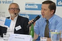Miloš Rathouský: S automatizací se bude každý obor i firma vypořádávat jinak