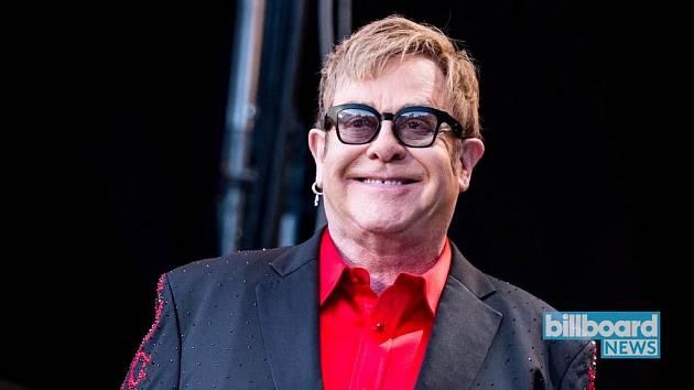 Elton John a jeho příběh Rocketman
