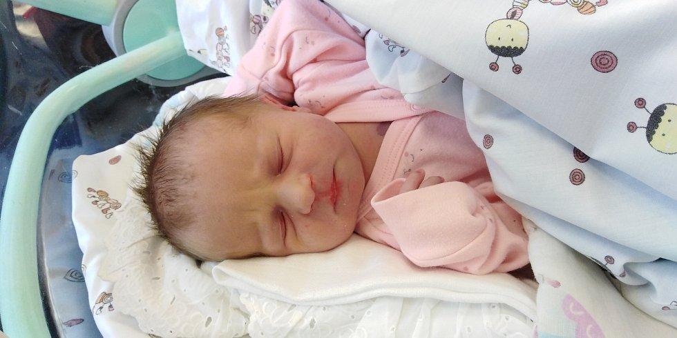 Alenka Zimová přišla na svět 1. května 2021 ve 12. 30 hodin v čáslavské porodnici. Po porodu vážila 2760 gramů a měřila 49 centimetrů. Doma v Chotusicích se z ní těší maminka Ludmila, tatínek Lukáš, sestřička Terezka (7),  Zuzanka (4,5) a Venoušek (1,5).