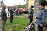 Vzpomínková akce v Chlístově ke 100. výročí ČSR.