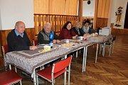Voliči mohli přijít volit také v rámci jankovského druhého okrsku v Odlochovicích.