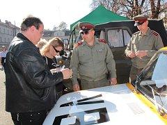 Den záchranářů se v Benešově konal už pošesté.
