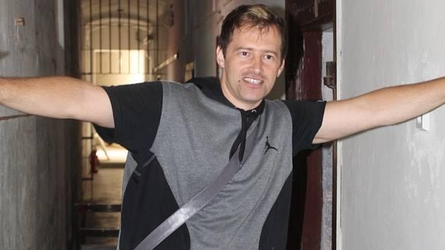 Jaroslav Havelka je zakladatelem taneční skupiny Dancing Crackers.
