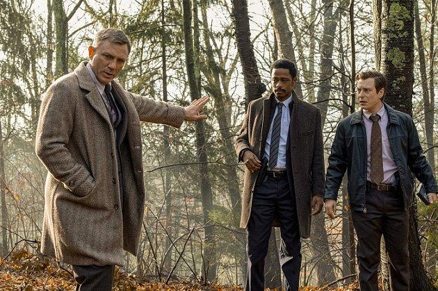 Daniel Craig vkomedii Na nože