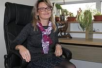 Jana Vlasáková, pracovnice Muzea Štěpánovska v Trhovém Štěpánově.