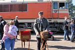 Festival parních lokomotiv se v Benešově konal 21. a 22. září 2019.