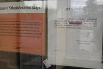 Zákaz návštěv v benešovské nemocnici