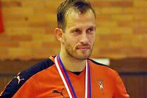 Jiří Doubrava vybojoval na mistrovství republiky jednotlivců bronzovou medaili.