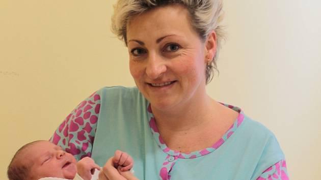 Zatím se na prvním místě v hlasování o Nejsympatičtější miminko února drží Kristýna Forejtová z Vlašimi.