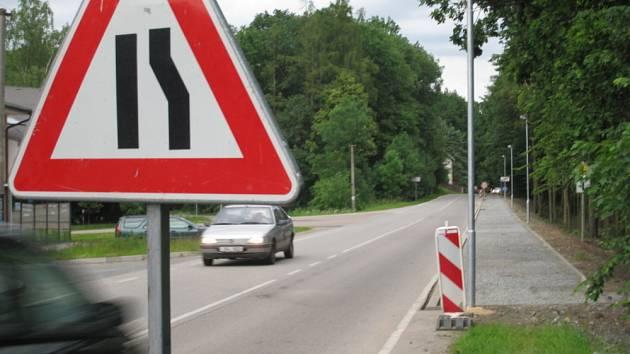 Nová stezce pro cyklisty a pěší mezi Týncem a Bukovany