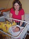 Do Červeného Újezdu si manželé Martina a Martin Zoulovi odvezou malou Markétu Zoulovou. Ta se narodila 6. března v 8.10 a měla 2920 gramů a 47 centimetrů. Doma na ni čeká bratr Marek (4,5).