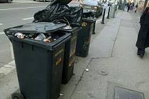Odvoz komunálního odpadu