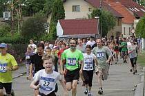 Druhý ročník Šustova běhu startuje z jankovského náměstí v sobotu 12. září v 15. hodin.