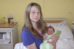 Alena a Zdeněk Měchurovi se od 18. dubna mohou pyšnit synem Petrem Měchurou. Ten se narodil v8.09 sváhou 3270 gramů a mírou 48 centimetrů. Jeho domovem bude Ostředek, kde na něj již čeká jeho bratříček Michal (21 měsíců).