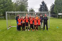 TJ Sokol Krhanice se věnuje ve fotbalovém oddílu i mládeži.
