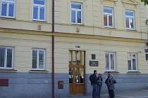 Okresní soud v Benešově.