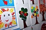 Výstava ovoce a zeleniny v Teplýšovicích.