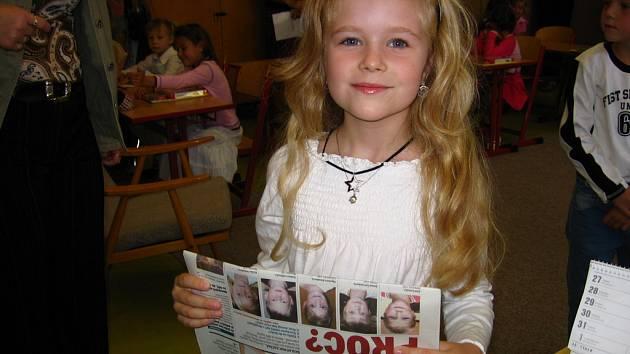 Dotazníková akce Benešovského deníku mezi školáky vzbudila velký zájem dospělých  čtenářů, ale také těch, o nichž byla – prvňáků