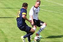 Fotbalová příprava, dorost Vlašimi - Divišov 3:3.