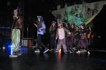 Představení Madagaskar v Benešově.