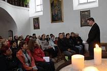 Varhanní koncert v kostele sv. Klimenta na Hradišti.