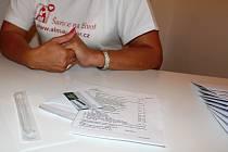 Nábor dárců kostní dřeně. Ilustrační foto.
