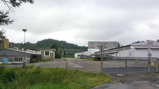 Stávající výkrmu prasat ve Strážovicích hodlá firma rozšířit o další provoz.