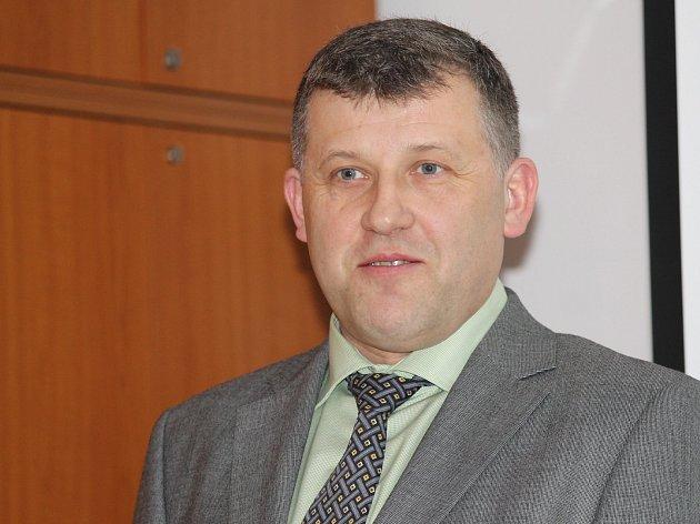 Ředitel Nemocnice Rudolfa a Stefanie Benešov Roman Mrva.