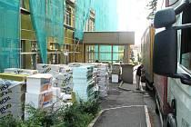 Zateplení budovy - ilustrační foto
