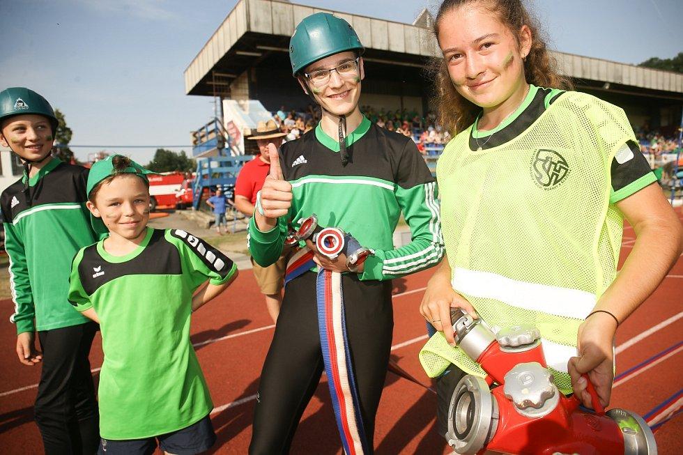 V soutěži Plamen soutěžily i dva středočeské týmy.