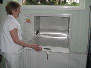 Benešovswký babybox.