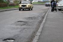 Benešovské silnice.