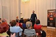 Úspěšní operní pěvci navštívili zámeckou síň ve Vlašimi.