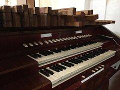 Varhany v kostele sv. Prokopa v Sázavě projdou do roku 2020 renovací. Přijde na sedm milionů korun.