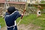 V Louňovicích pod Blaníkem se soutěžilo v netradičních disciplínách