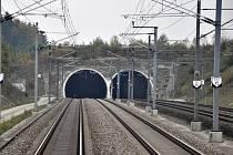 Vysokorychlostní železnice. Ilustrační foto.