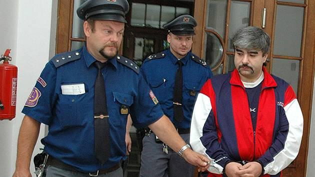 Lituji, ale nedá se to vrátit, řekl vrah Jaroslav Srp.
