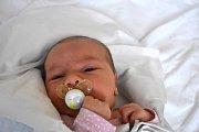 NINA OBERMAJEROVÁ, KLADNO. Narodila se 12. března 2018. Po porodu vážila 3,67 kg a měřila 50 cm. Rodiče jsou Petra Obermajerová a Jan Obermajer. (porodnice Kladno)