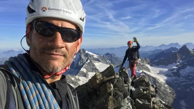Roman Kozelka: Mezinárodní horský vůdce UIAGM.