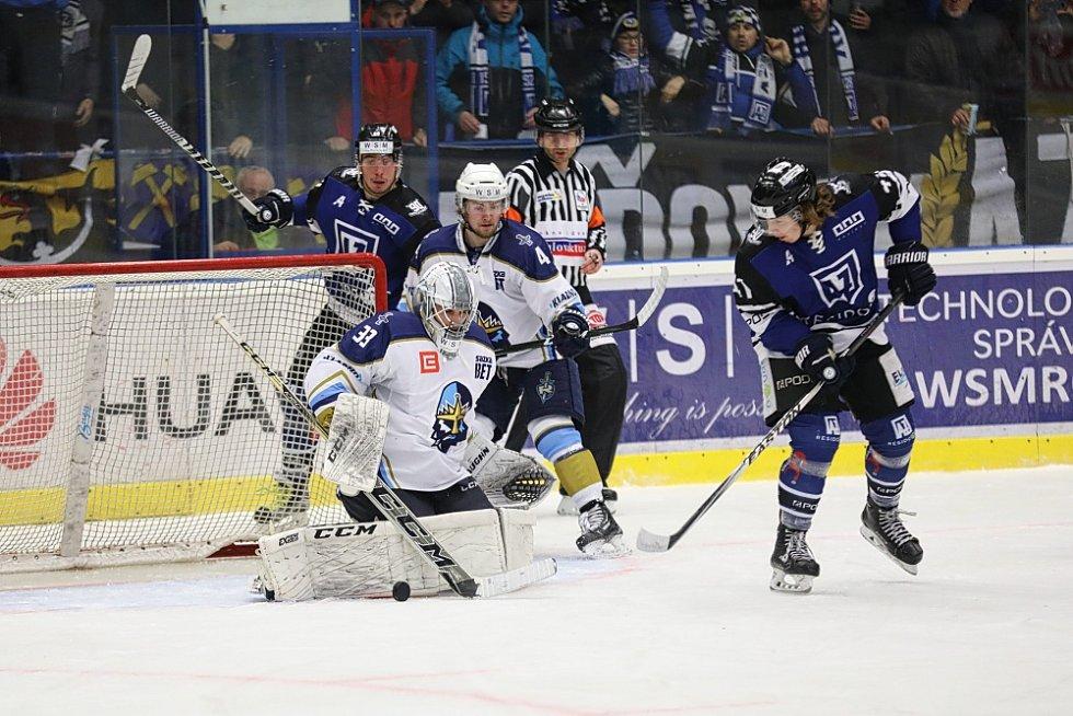 WSM liga: Kladno - Havířov