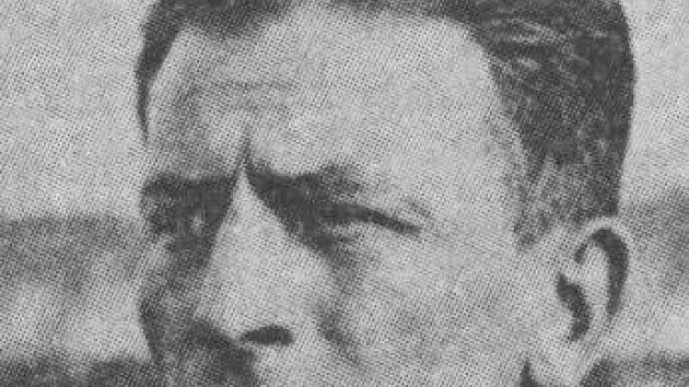 Jeden z nejslavnějších odchovanců Kročehlav Josef Košťálek.
