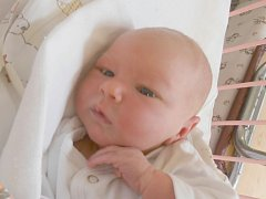 Věra Kaiserová, Kladno-Švermov. Narodila se 14. září 2015. Váha 3,38 kg, míra 48 cm. Rodiče jsou Marie a Josef Kaiserovi (porodnice Slaný).