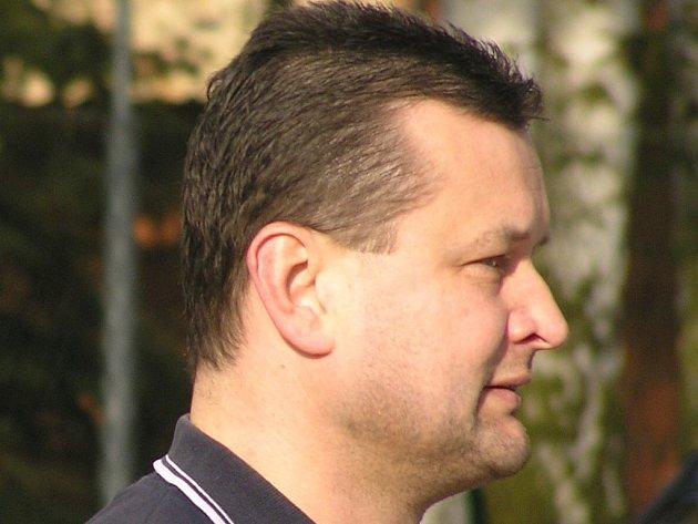 Zdeněk Čurilla může být spokojen, jeho tým doma zase vyhrál.