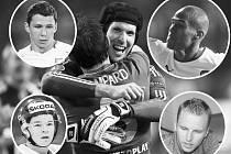 Ve Lhotě se sejde elita českého sportu - Petr Čech, Theo Gebre Selassie, Michal Kadlec, Marek Suchý i Tomáš Hertl.