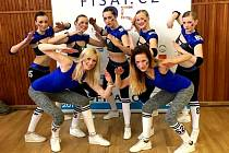 MK Kladno, Fitness 14-16 petite RUGBY- 4.místo. Utekla jim nominace na ME, ale bude bojovat o nominaci na MS (Strejčková,Markupová,Zadáková,Macháčková,Jánská