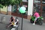 Zloděj motorku ukradl 6. července v době od 17 do 17.50 hodin.