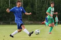 Braškov - Lány 2:3 pk, finále turnaje u příležitosti 700 let obce Družec / 19. 7. 2020