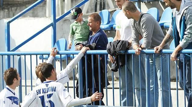SK Kladno - FK Kolín 2:1 (0:0) , utkání 8.k. CFL. ligy 2012/13, hráno 29.9.2012