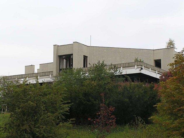 Někdejší galerie výtvarných umění v Kladně byla ozdobou města na počátku osmdesátých let.